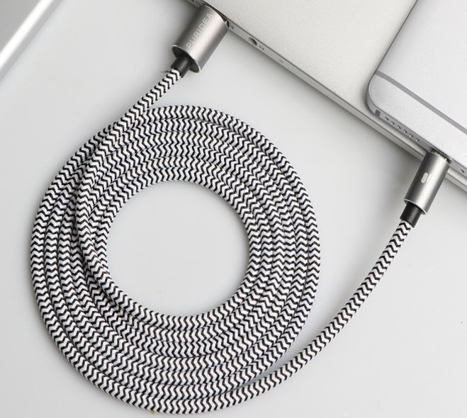 КАБЕЛЬ Тел. Micro-USB cable L15 (Android)