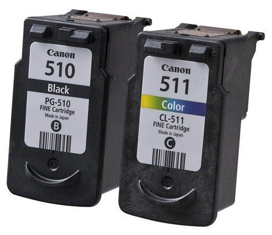 КАРТРИДЖ CANON PG-510 & CL-511 MULTIPACK