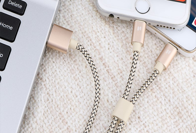 КАБЕЛЬ Тел. Lightning cable L12 ( i Phone)