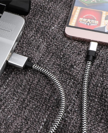 КАБЕЛЬ Тел. Type C-USB cable L09 (Android)