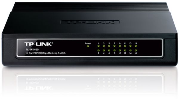 Switch 16port TP-Link TL-SF1016D