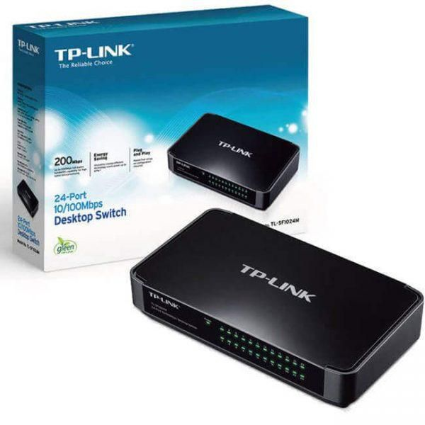 Switch 24 port TP-LINK TL-SF1024M