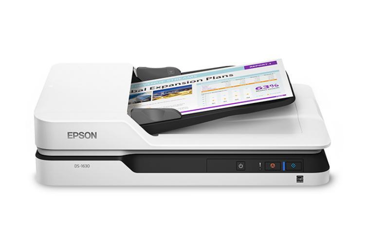 Сканер Epson WorkForce DS-1630(B11B239401)