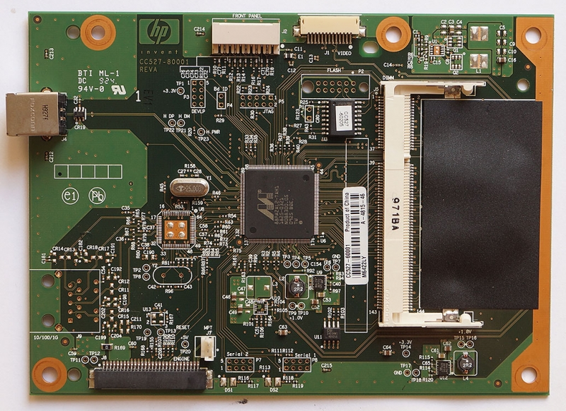 ПЛАТА ФОРМАТЕРА (Data Board C) Pantum M6500(3010224044001)