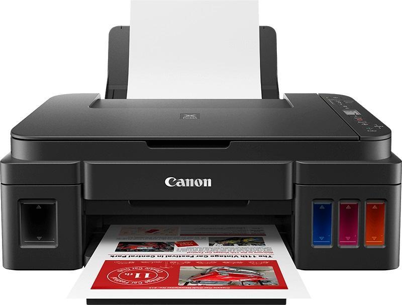 СТРУЙН. ПРИНТЕР CANON PIXMA G1411 + Gift Kit(Paper Canon Variety-pack S+A4)