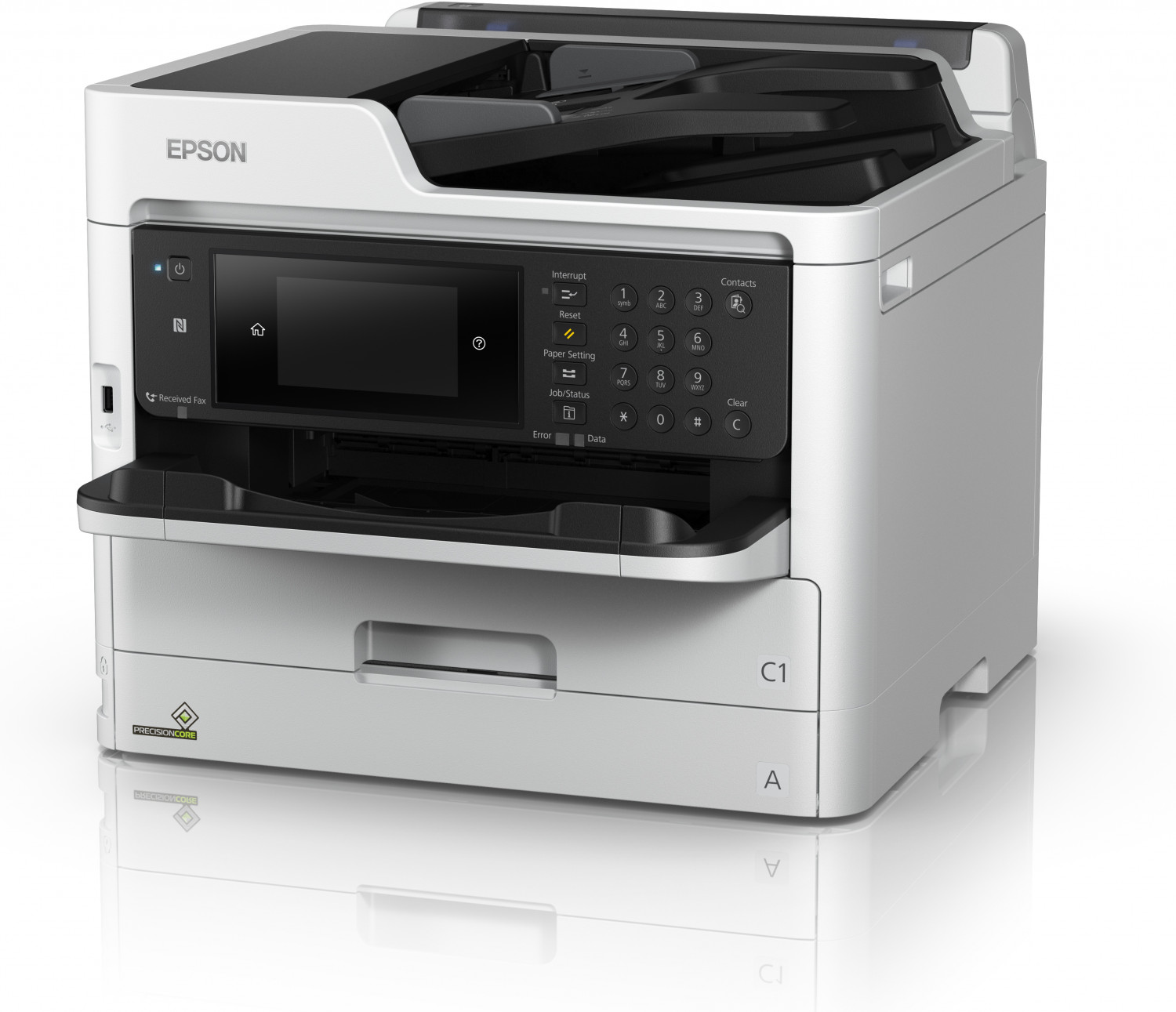 МФУ EPSON WorkForce Pro WF-M5799DWF (C11CG04401)